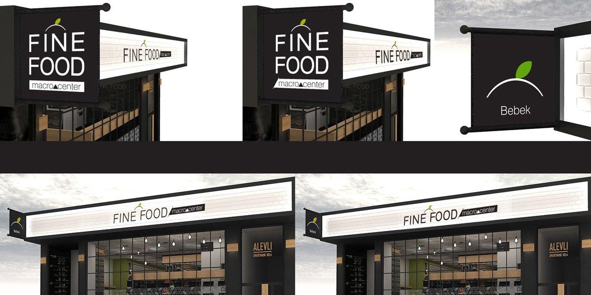 Macrocenter Fine Food