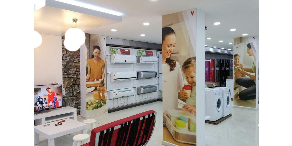 Vestel Mağazacılık Gelişimi