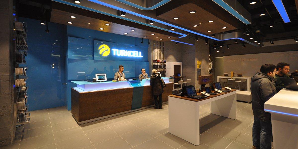 Turkcell FS Mağazaları Çözümleri