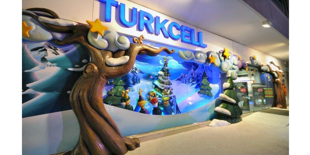 Turkcell Vitrin Çözümleri