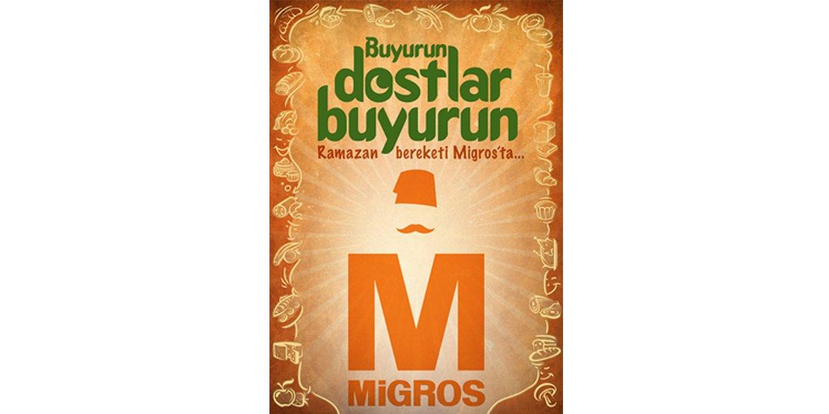 Migros Ramazan Kampanyası